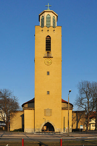 Lutherkirche Turm